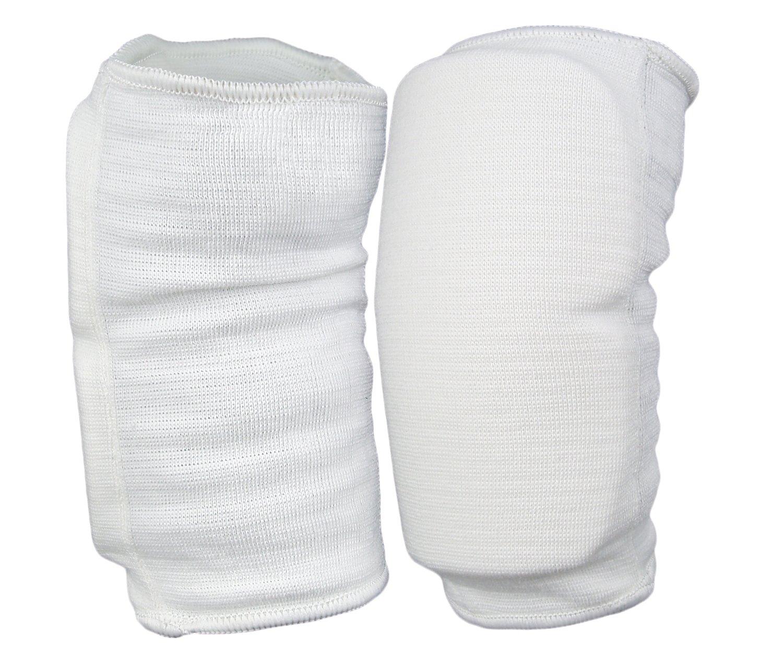 Knee Pad, Cloth, White
