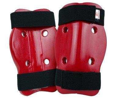 Forearm Guard, Foam, Red