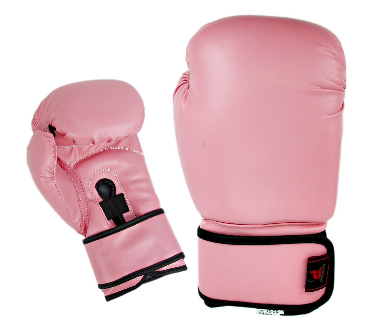 Boxing Gloves, Vinyl, Pink
