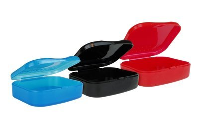 Mouth Guard, Case, Single