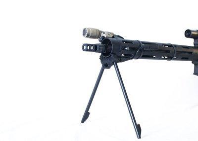 Assaulter Bipod Combo - KeyMod, M-Lok, JP Enterprises