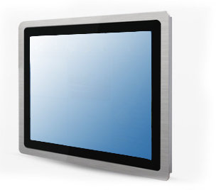 """15"""" TFT-LCD Industrial Touch Monitor"""