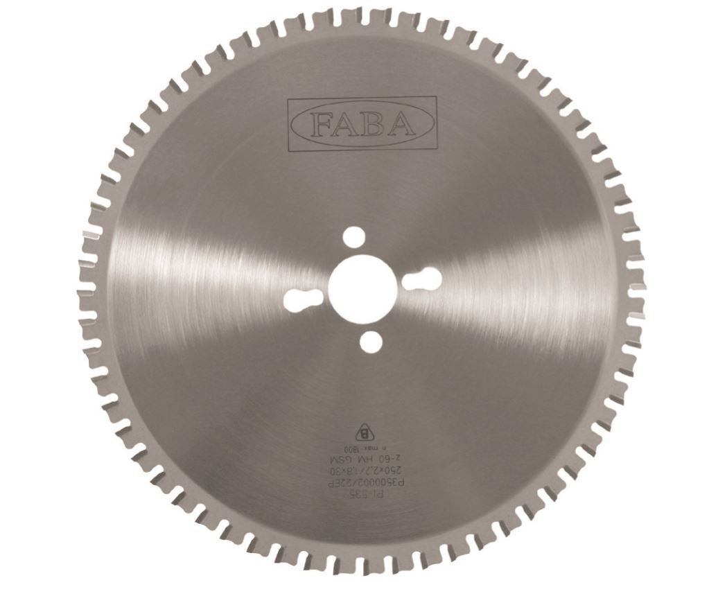 FABA Metalcutting Saw Blade
