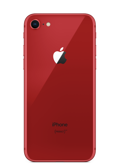 Apple iPhone 8 (Product) RED | X2 PIECES