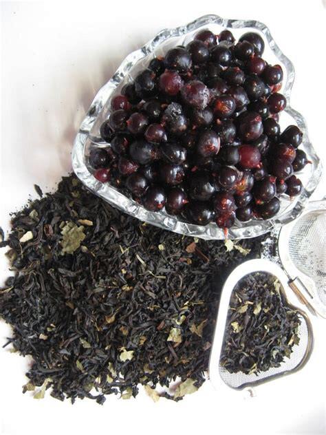 Black Currant Tea