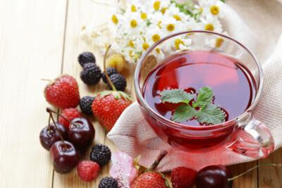 Berry Berry Tisane Tea