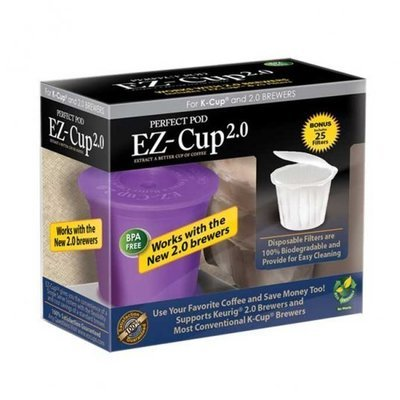 EZ Cup 2.0 Reusable Filter Cup
