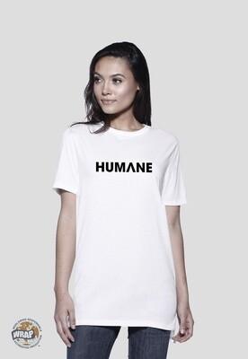 HUMANE UNISEX T