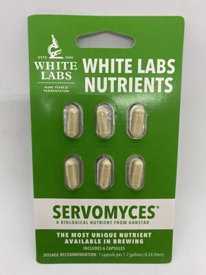 Servomyces Yeast Nutrients