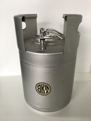 Ball lock corny keg 10L