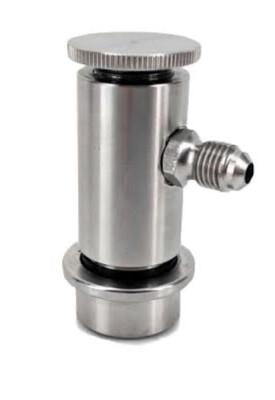 Flow Control Ball Lock liquid disconnect
