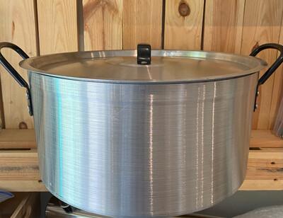 Brewing Pot - Wide 21L