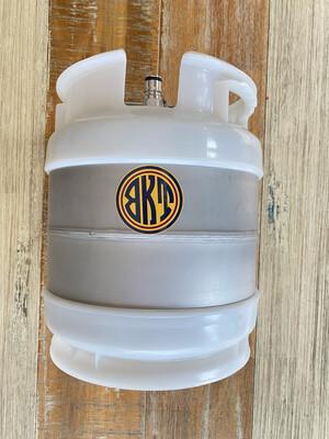 Ball lock corny keg 9L
