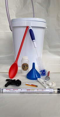 Home Brewery Starter Kit