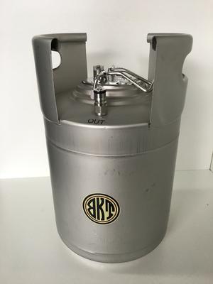 Ball lock corny keg 20L