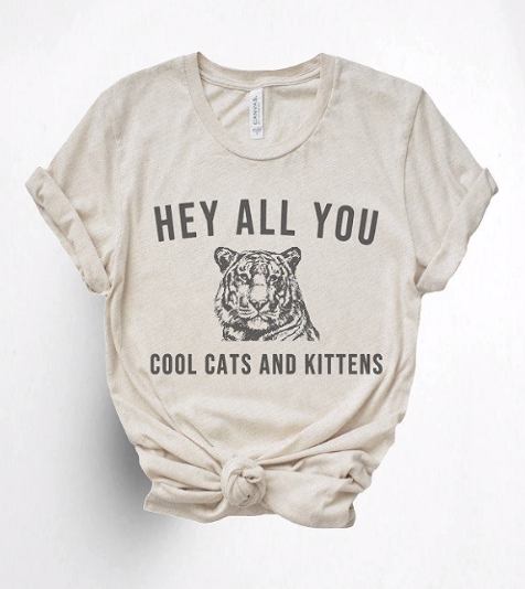 Hey all you cool cats + kittens ~ cream