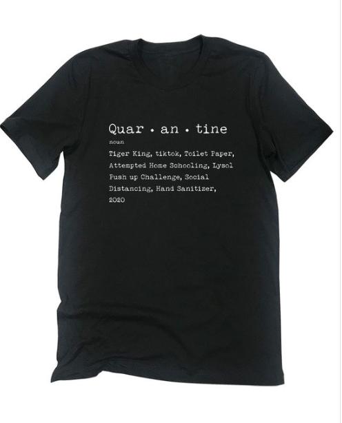 Quar - an - tine | black