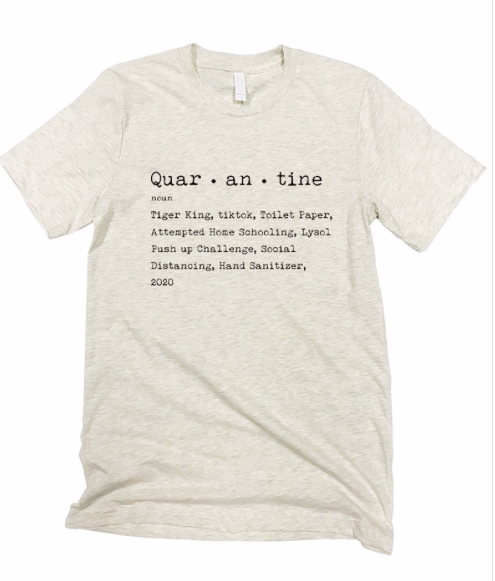 Quar - an - tine | heather natural