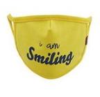 i am Smiling cotton stretch Masks