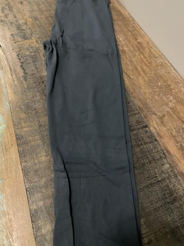 KIDS SUPER SOFT LEGGINGS   Solid Charcoal Grey