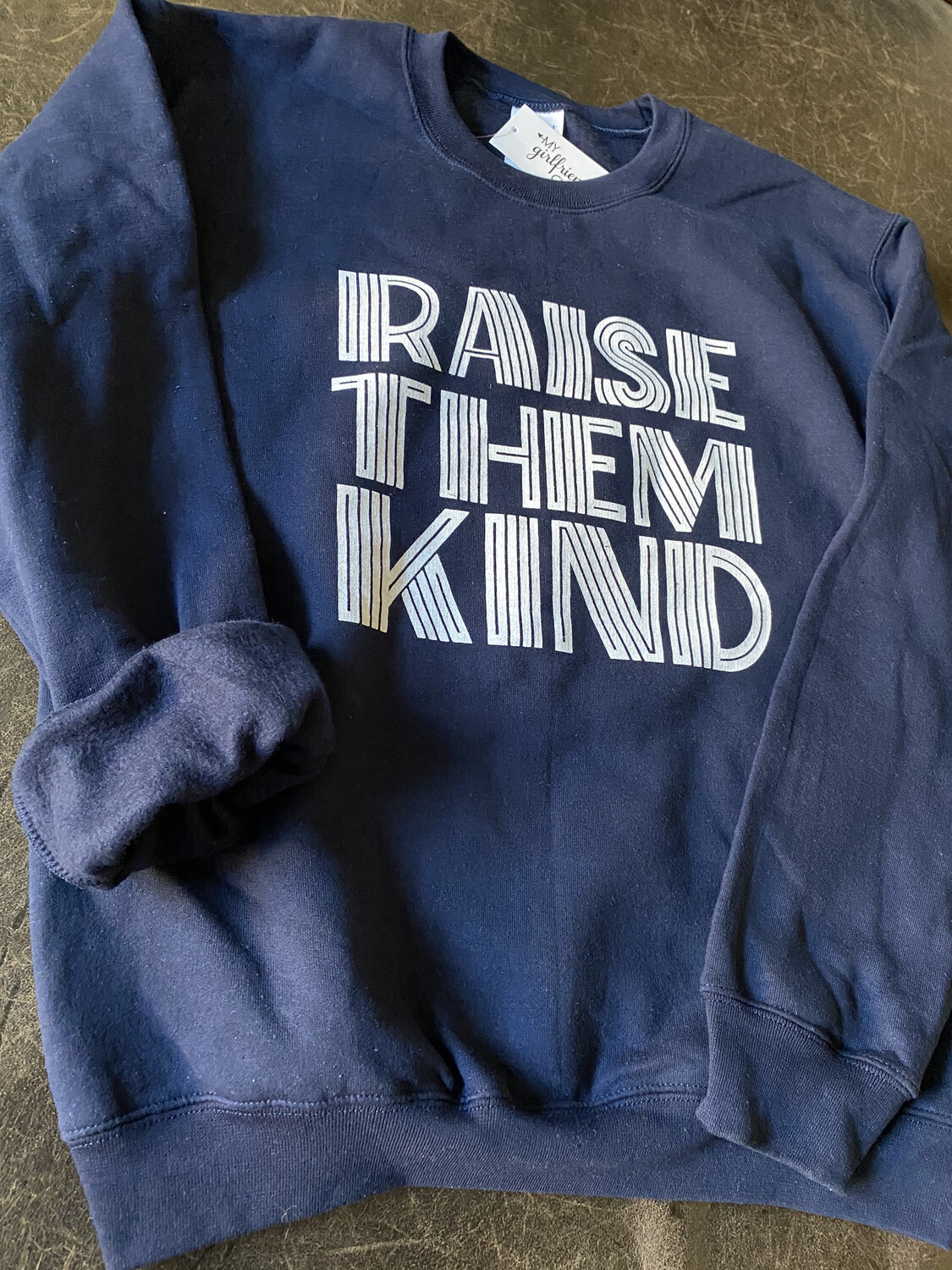 RAISE THEM KIND | Navy
