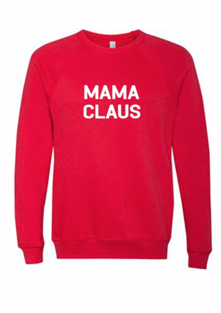 MAMA CLAUS | Red