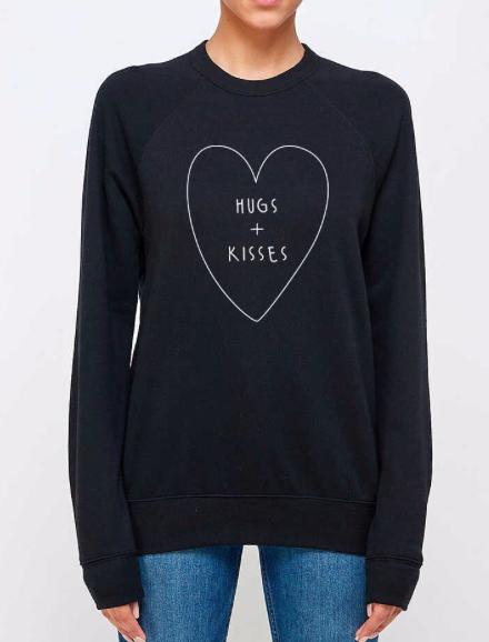 HUGS + KISSES Crew