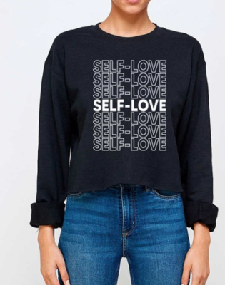 SELF LOVE | Midi Crop
