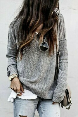 Everyday Knit Sweater (2 colours)