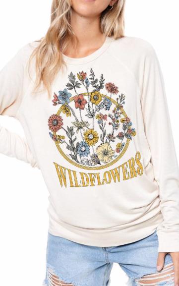 wildflowers | cream