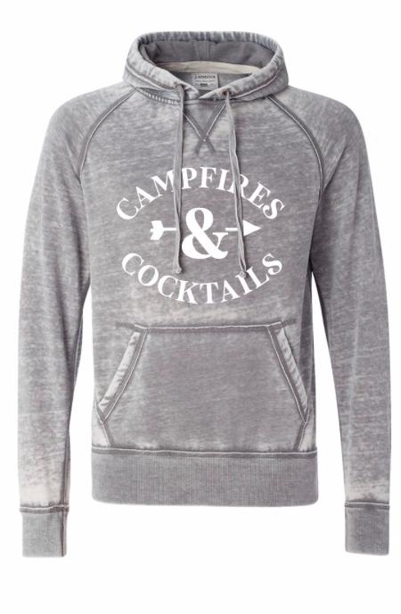campfires & cocktails | cement