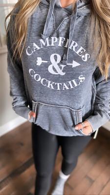 campfires & cocktails | vintage navy
