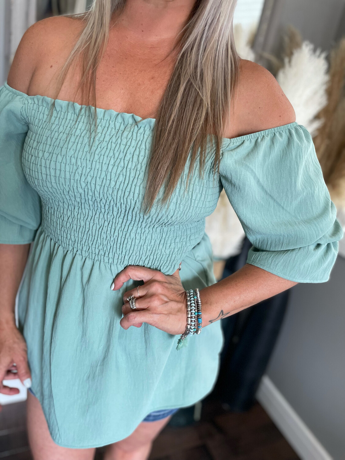 Little Smocked Top