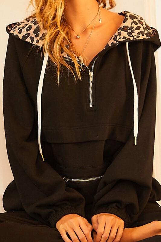 Wild + Cozy Pullover