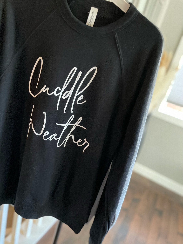 Cuddle Weather | black
