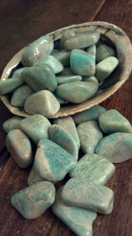 Amazonite Energy Stone