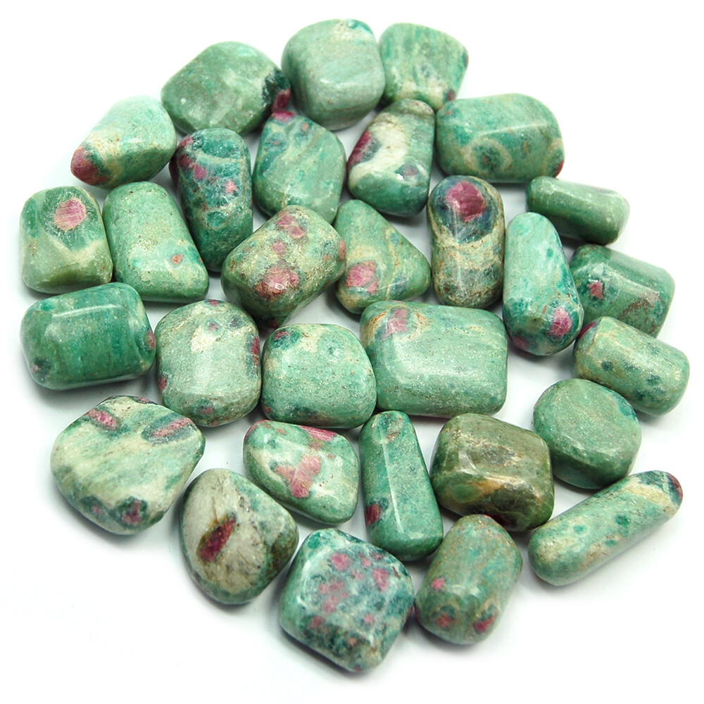 Ruby Fuchsite Energy Stone