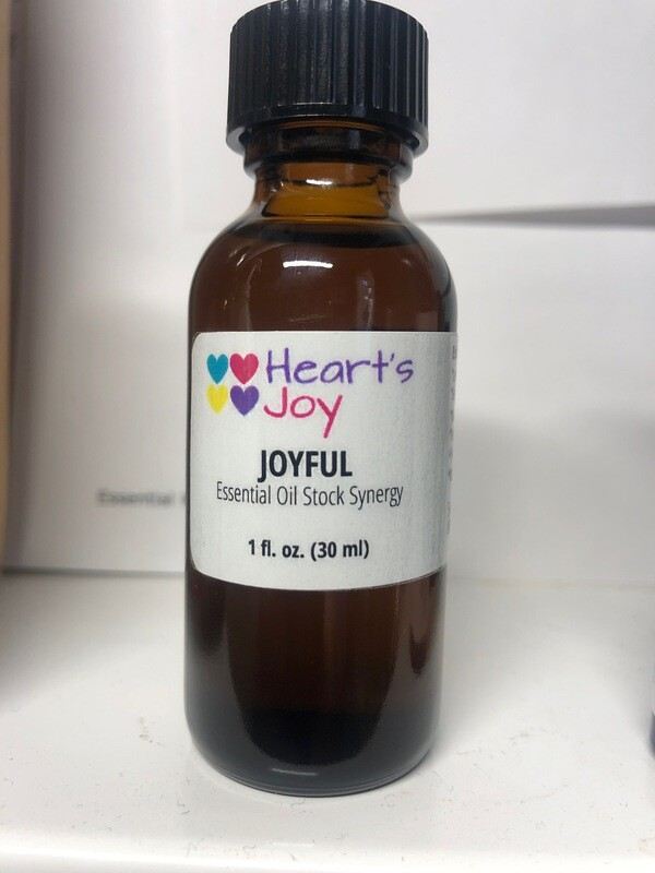 Joyful Essential Oil Refill