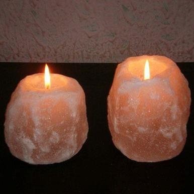 Himalayan Salt Tealight Holder