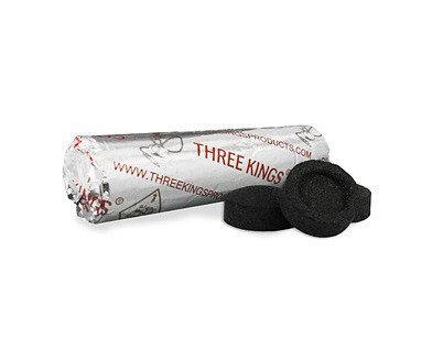 Charcoal Roll