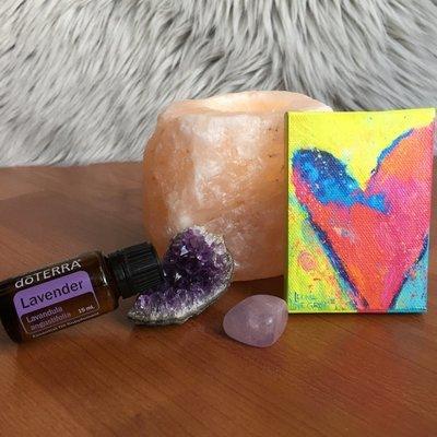 Bundle: Lavender + Amethyst