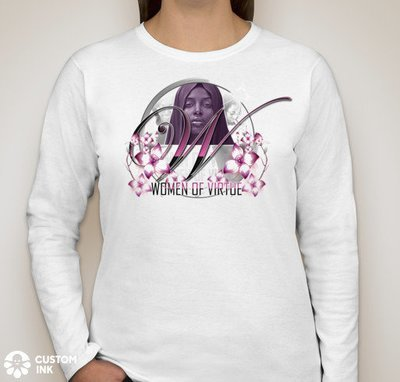 Mens/Womans Ministry Shirts
