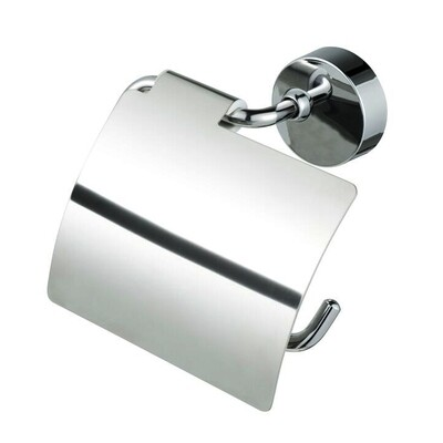 GEESA Toilet roll holder with cover