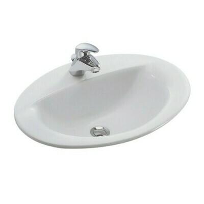 KOHLER: Patio-Ola Vanity Basin 56Cm White *