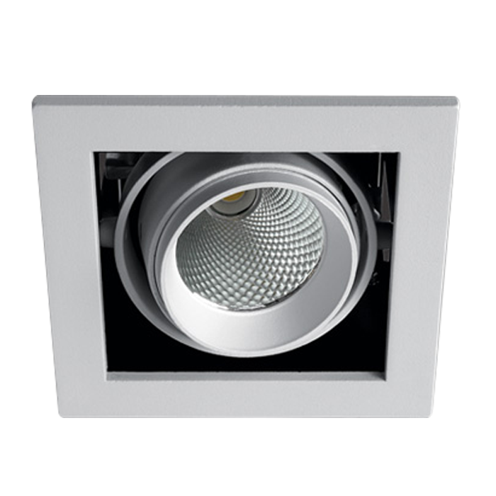 ONELIGHT: The COB Square Downlights IP20