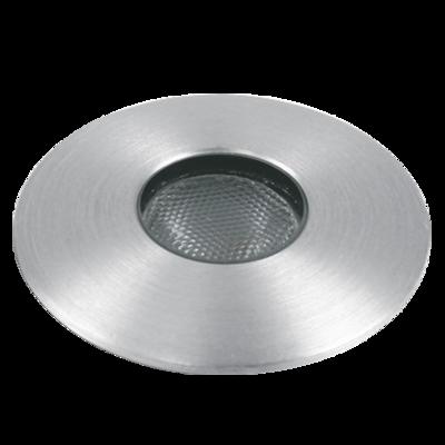 ONE-LIGHT: The Inground Mini Series Natural Aluminium IP67