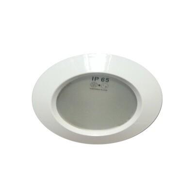 ONOK: 265 Tecnoluce Downlight GU 10 MAX. 50 Ice White IP65 *