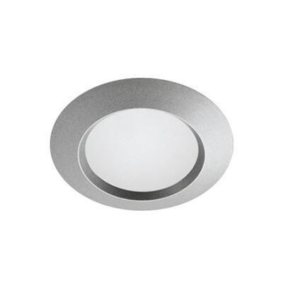 ONOK: 265 Tecnoluce Downlight Max. 50 GU 10 Ice Aluminium IP65 *