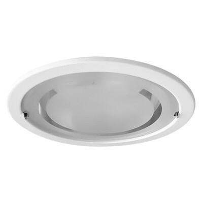 ONOK: Down Light 2x26 WX White (8211) IP33 *