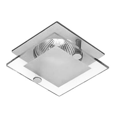 ONOK: 127 Spot Light GU10 50W Aluminium Glass IP23 *